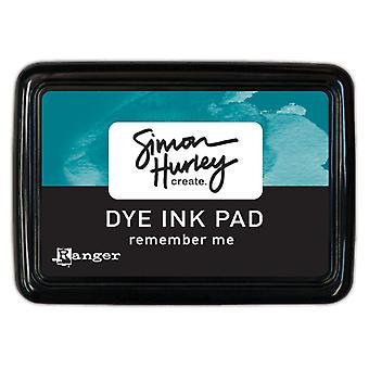Ranger Simon Hurley Crear - Tintas de tinte - Recuérdame