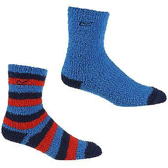 Regatta Gutter 2 Pakke Stretch Comfort Koselige Sokker