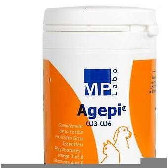 MP Labo Agepi Omega 3 And 6 90 Capsules (Cats , Supplements)
