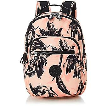 Kipling Backpacks SEOUL S Coral Flower
