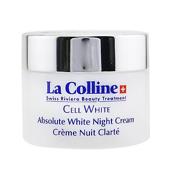 La Colline Cell White - Absolute White Night Cream 30ml/1oz