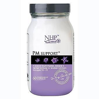 Natural Health Practice, PM Support, 60 Capsules