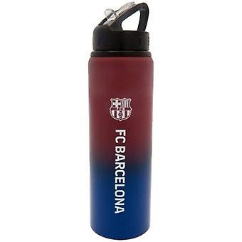 نادي برشلونة يتلاشى زجاجة مياه