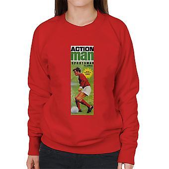 Action Man Sportsman Women's Sweatshirt