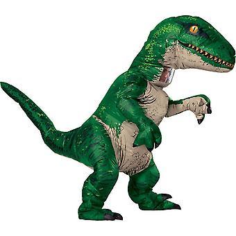 Jurassic World Unisex Adult Velociraptor Costume