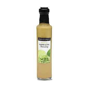Dressing Wasabi & Lime Glutenfrei 255 gr