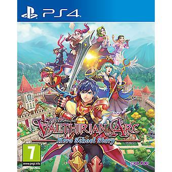 Valthirian Arc Hero School Story PS4 Game