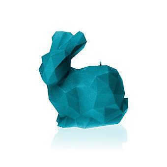 Marinblå stor kanin ljus