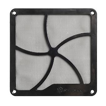Filtre de ventilateur magnétique Silverstone 120mm en noir