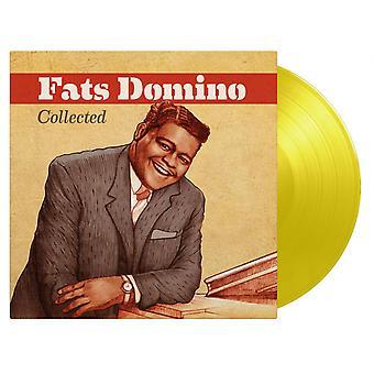 Fats Domino - Samlad gul vinyl