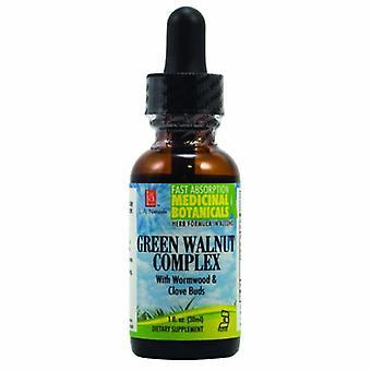 L. A .Naturals Green Walnut Complex, 1 Oz