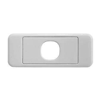 Pro2 1 Gang Architrave Plate