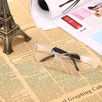 Transparent Safety Glasses Protective Goggles Scratch-resistence Dust Proof