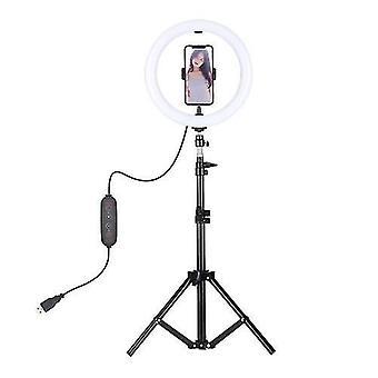 LED-ek Photography Light Selfie lámpa