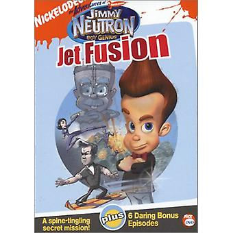Jet Fusion [DVD] USA import