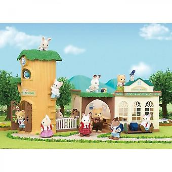 Sylvanian Families School Of The Forest Playset