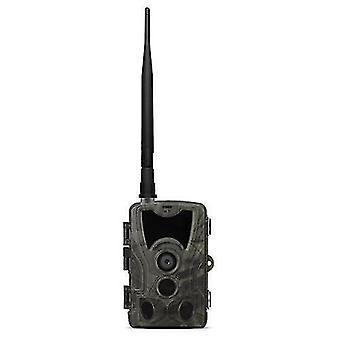 كاميرات درب التمويه hc-80g 6mp 080p 3g مم SMS درب كاميرا الصيد كاميرا لعبة