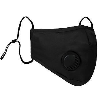 (1PC) Anti Haze Face Masks with Activated Carbon Filter Respirator