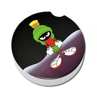Looney Tunes Marvin den martianske karakteren absorberende bil coasters