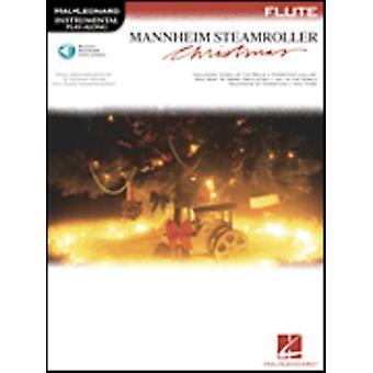 Mannheim Steamroller Christmas - Libro de flauta con audio en línea