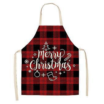 God jul forkle juledekorasjoner for hjemmekjøkken tilbehør nyttår julegaver