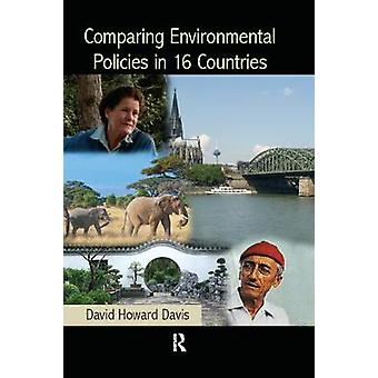Comparing Environmental Policies in 16 Countries