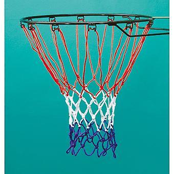 Sure Shot Basketball 402 Standard Ring Net - Punainen valkoinen ja sininen