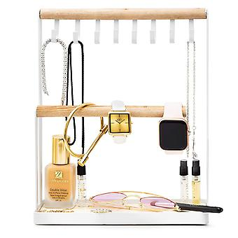 smykker stativ holder, arrangør lagring display rack for øredobb halskjede ring klokke