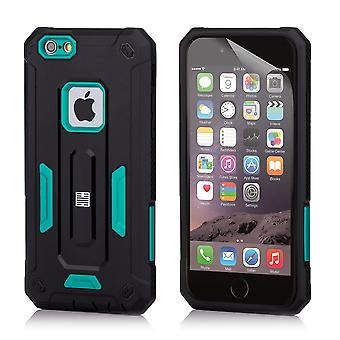 32nd Hard Defender case for Apple iPhone 6 Plus / 6S Plus - Deep Blue