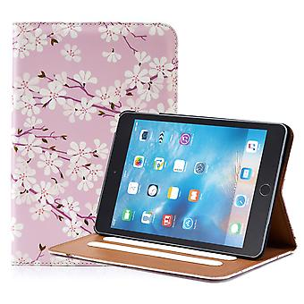 32nd Floral Design folio case for Apple iPad Mini 4 - Cherry Blossom