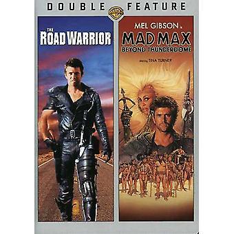 Road Warrior/Mad Max: Além da cúpula do trovão [DVD] EUA importar