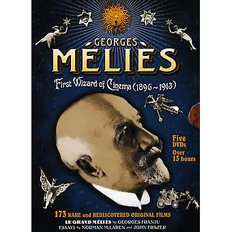 Georges Melies-First Wizard of Cin [DVD] USA import