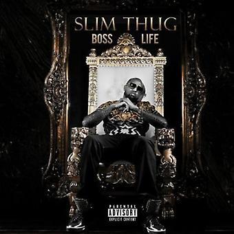 Slim Thug - Boss Life [CD] USA import