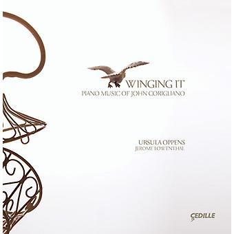 J. Corigliano - Winging It: Piano Music of John Corigliano [CD] USA import