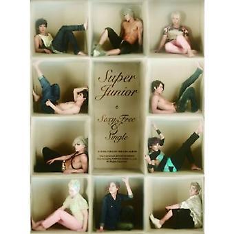Super Junior - Sexy Free & Single [CD] USA import
