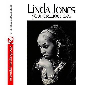 Linda Jones - Your Precious Love [CD] USA import