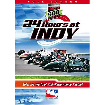 24 Hours at Indy [DVD] USA import