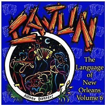 Language of New Orleans - Language of New Orleans: Vol. 6-Cajun [CD] USA import