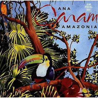 Ana Caram - Amazonia [CD] USA import