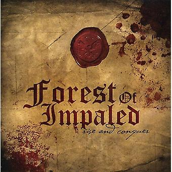 Forest of Impaled - Rise & Conquer [CD] USA import