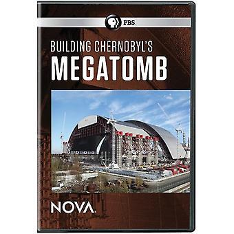 Nova: Building Chernobyl's Mega Tomb [DVD] USA import