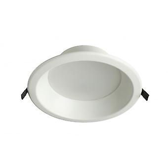 LED Robus Inspire Activate 22W LED Circular Emergency Downlight, 230mm