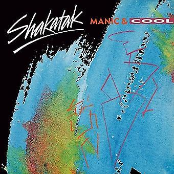 Shakatak - Shakatak-Manic & Cool [CD] USA import