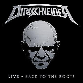 Dirkschneider - Live - zurück zu den Wurzeln [CD] USA import