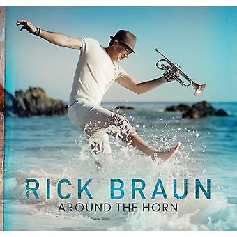 Rick Braun - importación de Estados Unidos alrededor de cuerno [CD]