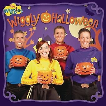 Wiggles - Wiggly Halloween [CD] USA import