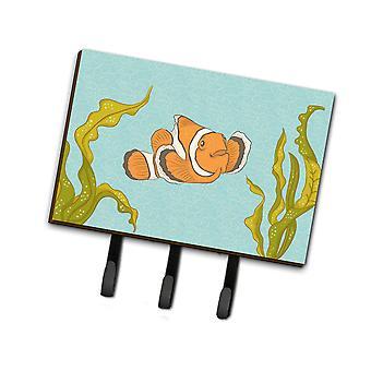 Carolines Schätze BB8543TH68 Clownfisch Leine oder Schlüsselhalter