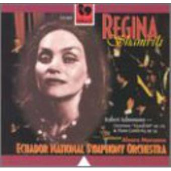 R. Schumann - Regina Shamvili: Schumann Concerto [CD] USA import