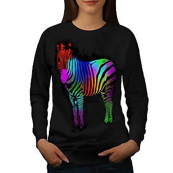 Wild Animal Zebra møte menn Royal BlueT skjorte tilbake