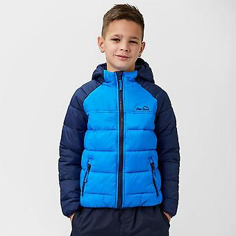 New Peter Storm Boys' Billy Insulated Jacket Navy